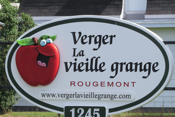 Verger la Vieille Grange – Rougemont